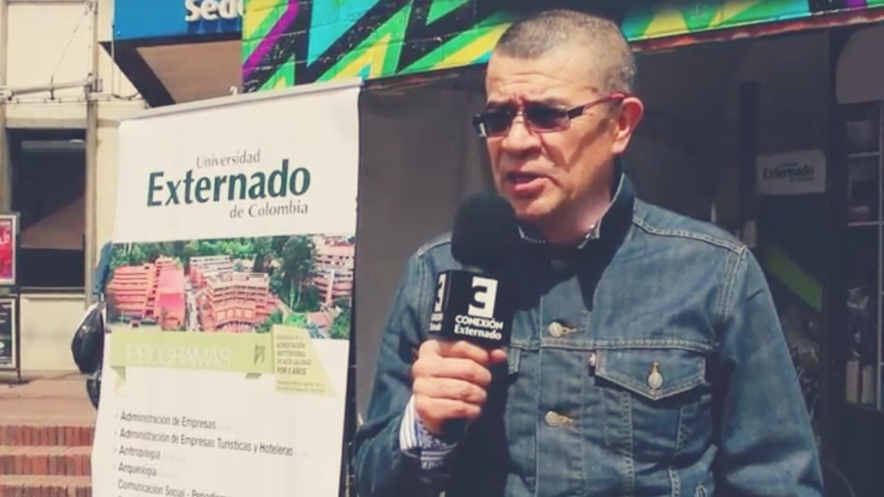 Dago García - Conexión Externado