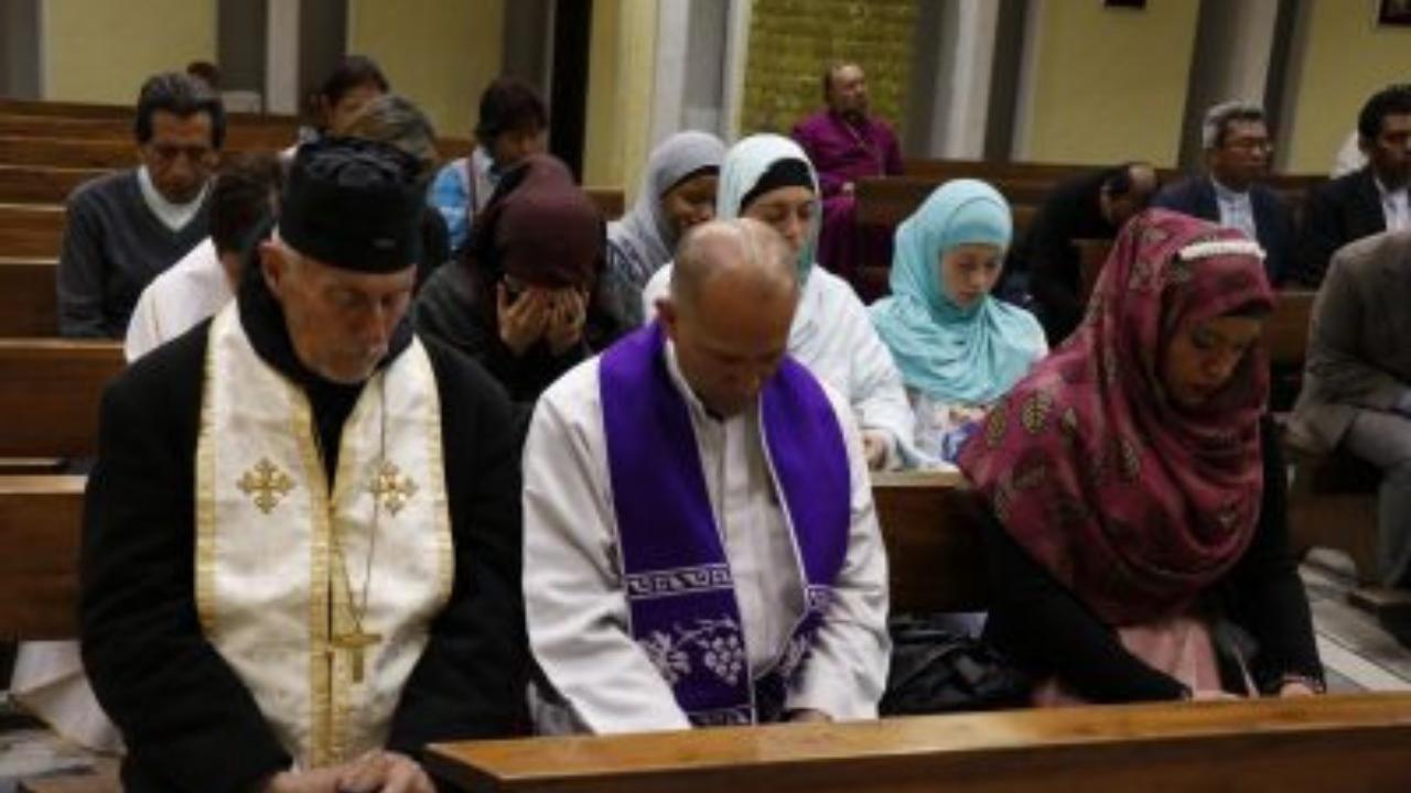 Musulmanes en Colombia
